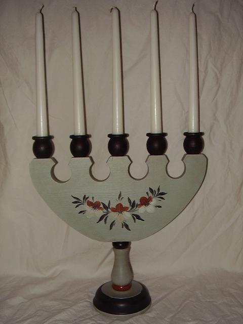 Candleholder for five candles 1166