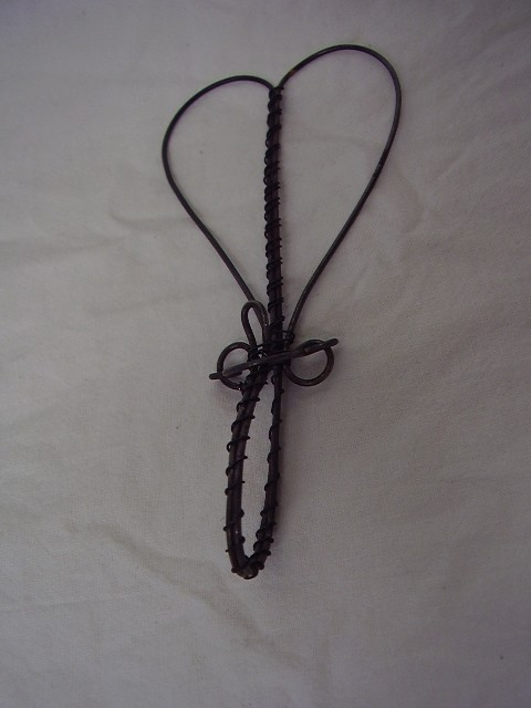 Yarn ball hook 2125